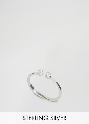 Срібне колечко, серебряное кольцо, перстень asos