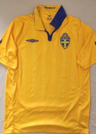 Футблока сборной швеции