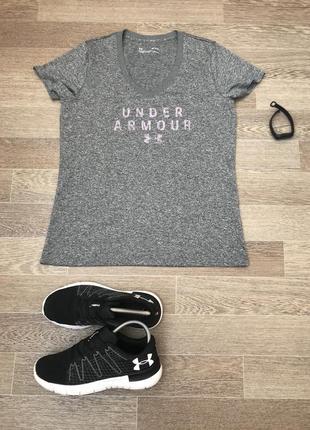 Спортивная футболка under armour оригинал!
