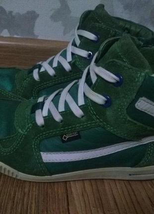 Кроссовки хайтопы ботинки ecco