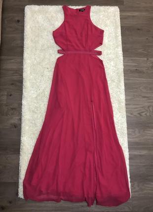 Шикарное, яркое платья!