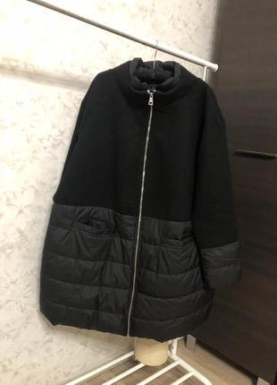 Куртка пальто essentials by tchibo большой размер !