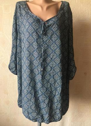 Блузка, рубашка jessica 60-62 р.