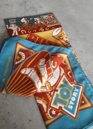 Коллекционный  винтажный платок disney.