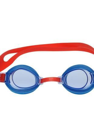 Очки для плавания, подростковые,  slazenger wave swimming goggles juniors