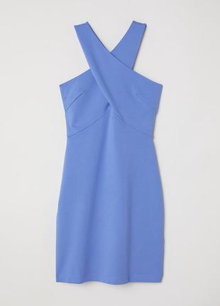 Нарядное платье из premium h&m