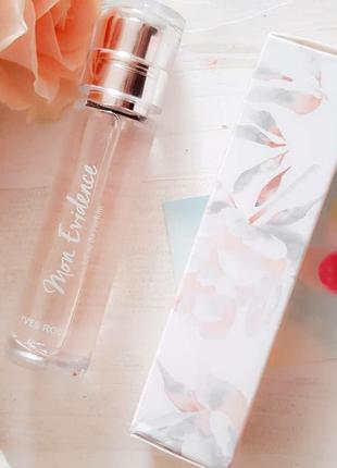 Скидка! парфюмированная вода mon evidence