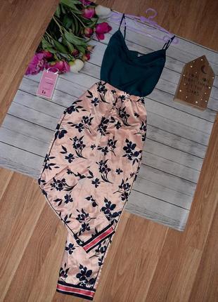 Стильная пижама  для дома и сна