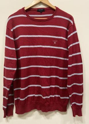 Мужской свитер gant p.xl. #520 sale🎉🎉🎉