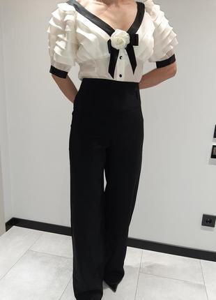 Блузка шелковая луиза спаньоли