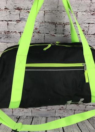 Спортивная сумка under armour. сумка для тренировок с отделом для обуви. ксс64