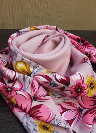 💝красивейший турецкий платок расцветки