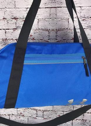 Спортивная сумка under armour. сумка для тренировок с отделом для обуви. ксс64-1