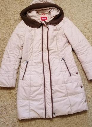 Демисезонная куртка пальто тинсулейт daser