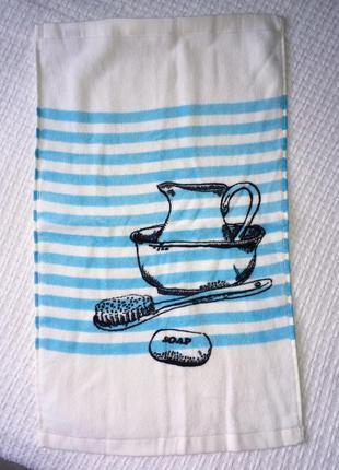 Новое полотенце для рук лица h&m
