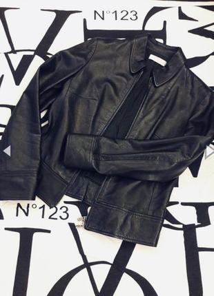 Кожаная куртка от vera pelle🌈