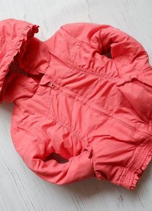 🌈демисезонна куртка f&f 1,5-2/92