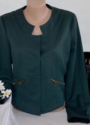 Брендовая куртка жакет miss miss италия вискоза этикетка