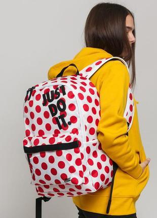 Класснющий рюкзак nike hernitage backpack оригинал арт.ck4306-100