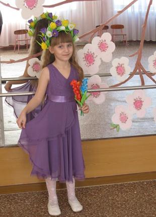 Очень красивое платье для принцессы.
