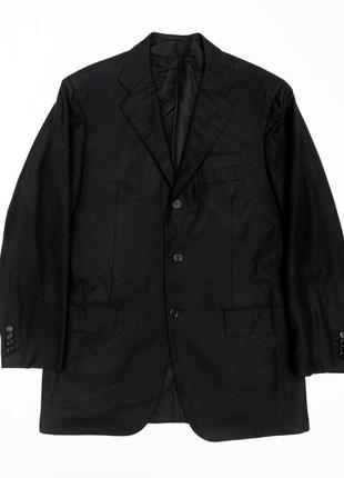 Kiton шерстяной дизайнерский пиджак италия