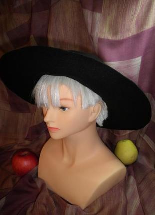 Элегантная лёгкая мягкая шерстяная шляпа lipsy london