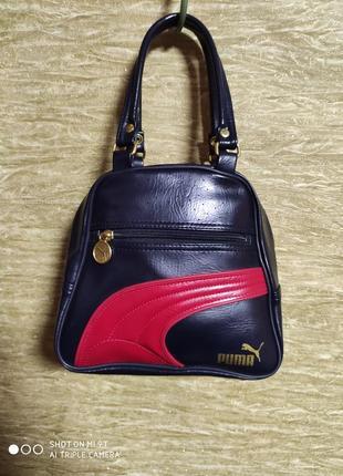 Маленькая сумочка puma