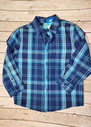 Рубашка для мальчика, рубашечка