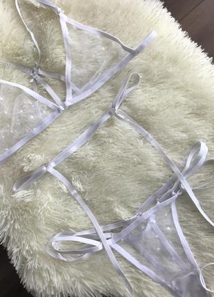 Эротичное бельё с сетки