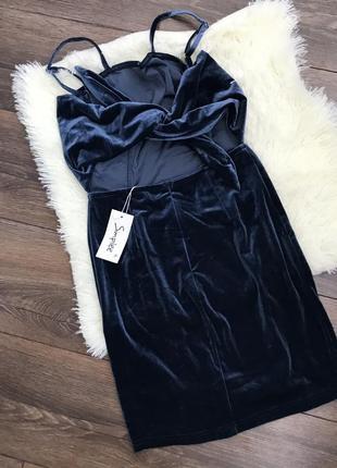 Вечернее платье клубное платье