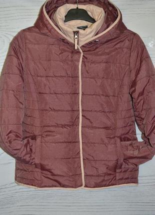 Куртка женская демисезонная takko fashion германия размер 40 евро