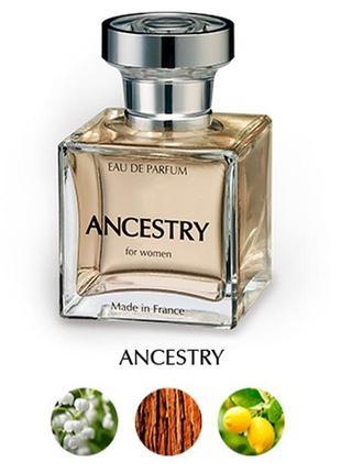 Парфюмированная вода для женщин ancestry™, 50 ml