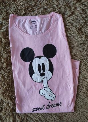 Хлопкова нічна сорочка disney