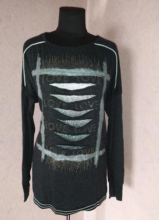 Классный модный свитерок 54 56 58