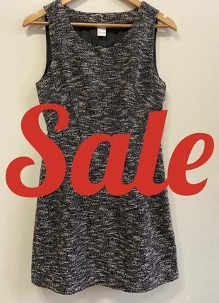 Платье с разрезом на спинке vila p.s #545. sale!!!