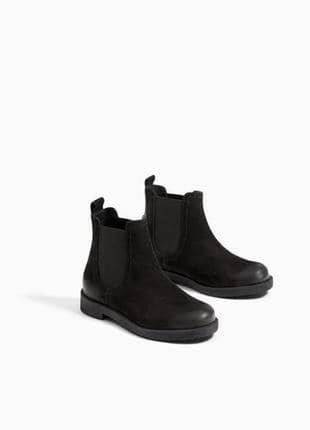 Демисезонные ботинки zara 34 р