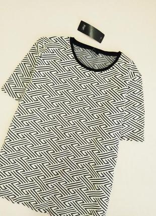 Блуза, кофта , футболка свободного прямого кроя f&f, англия.