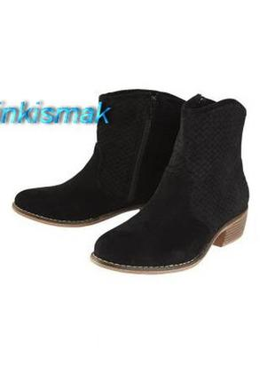 Сапоги ботинки esmara германия eur 39