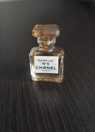 Духи chanel no 5, parfum chanel 5, оригинал, винтаж