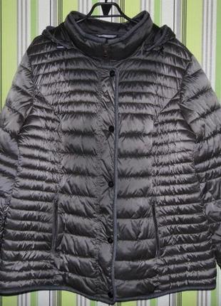 Легкая куртка с капюшоном - st. barth -  eu 48 rus 56