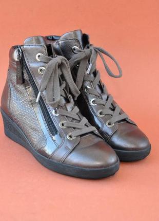 Ботинки gabor 36р 23,5см