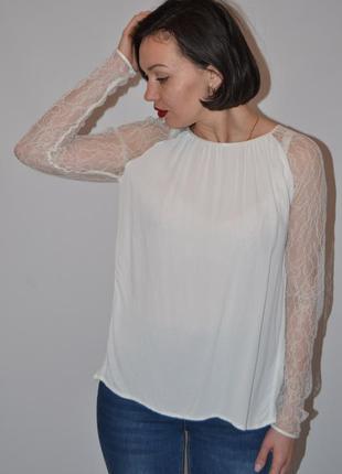 Красивая блуза с открытой спинкой3