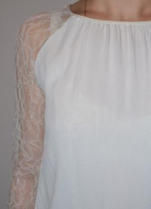 Красивая блуза с открытой спинкой4