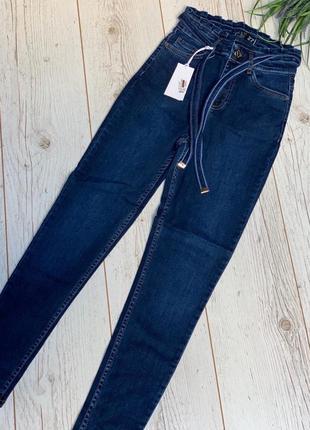 Джинсовые штаны брюки джинс