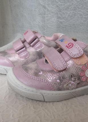 Ботинки кеды 23 размер