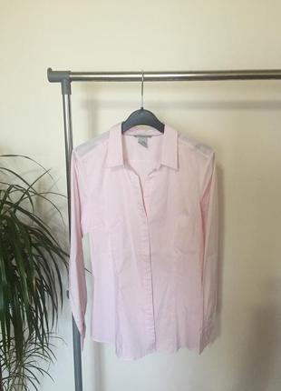 Рубашка, блуза h&m, p.m-l