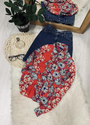 Блуза в квітковий принт від next🌿