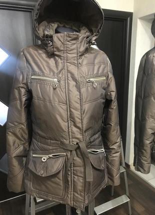 Куртка функциональная на утеплителе со множеством карманов