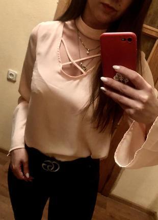 Новая блуза amisu