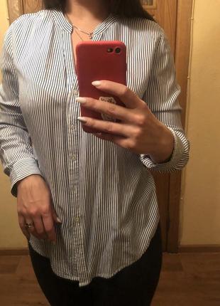 Рубашка в полоску atmosphere